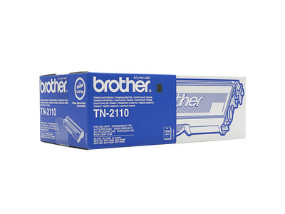 BROTHER TN2110 ORIGINAL TONER BLACK
