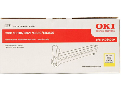 OKI C810/830 ORIGINAL TONER YELLOW
