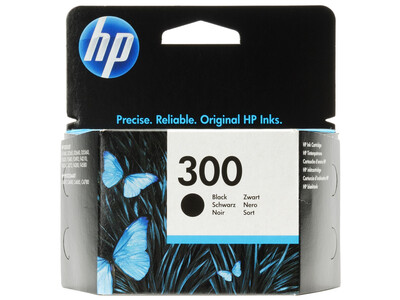HP 300 ORIGINAL BLACK INK 4ML