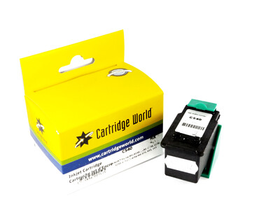 CANON PG540 CW REPLACEMENT BLACK INK 9ML!