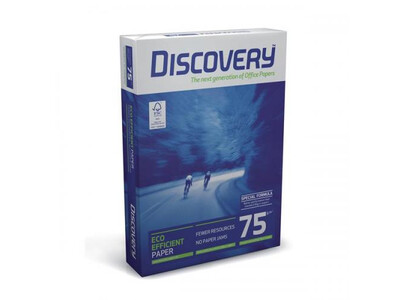DISCOVERY 75G A4 2 HOLES COPY PAPER 500 Sheets