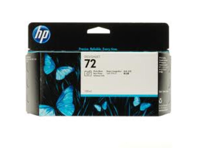 HP 72 HY ORIGINAL BLACK INK