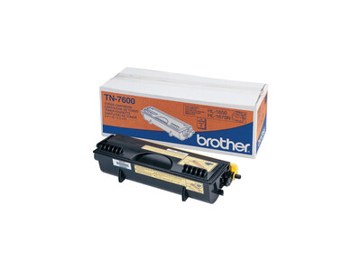 BROTHER TN7600 ORIGINAL TONER BLACK