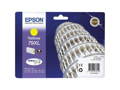 EPSON T7904 79XL ORIGINAL YELLOW INK