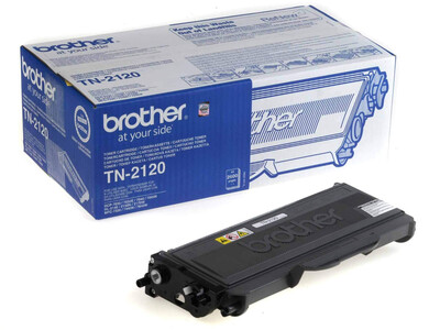 BROTHER TN2120 ORIGINAL TONER BLACK