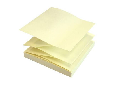 SELF ADHESIVE NOTES Z 3 75X75