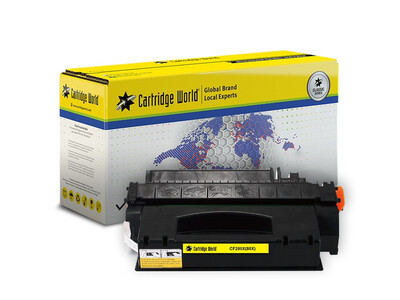 HP CF280X CW REPLACEMENT TONER BLACK *6800 PAGES