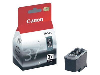 CANON PG37 ORIGINAL BLACK INK