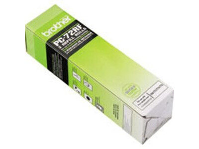 BROTHER FAX FILM PC72RF 2 RIBBONS