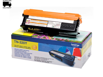 BROTHER TN320 ORIGINAL TONER YELLOW