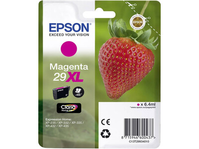 EPSON T29XL ORIGINAL MAGENTA INK