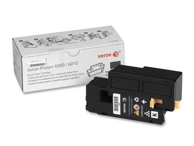 XEROX PHASER 6000 ORIGINAL TONER BLACK