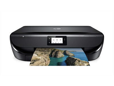 HP DESKJET INK ADVANTAGE 5075 AIO PRINTER