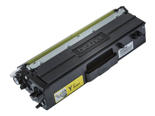 BROTHER TN421 ORIGINAL TONER YELLOW