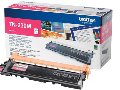BROTHER TN230 ORIGINAL TONER MAGENTA