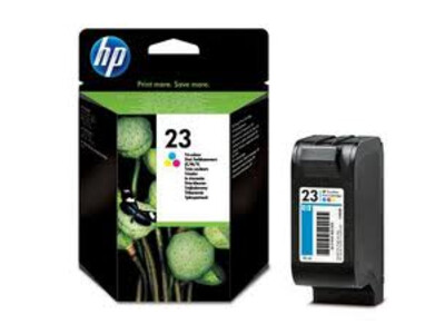 HP 23 ORIGINAL HIGH CAPACITY COLOUR INK
