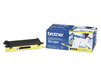 BROTHER 130 ORIGINAL TONER YELLOW