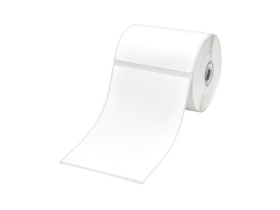 THERMAL WHITE PAPER LABELS 102MM X 152MM