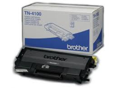 BROTHER TN4100 ORIGINAL TONER BLACK