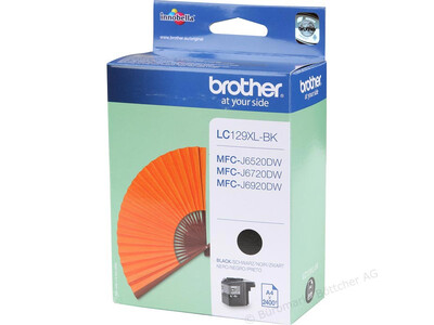 BROTHER LC129 XL ORIGINAL BLACK INK