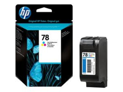 HP 78 ORIGINAL COLOUR INK