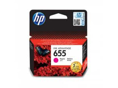 HP 655 ORIGINAL MAGENTA INK