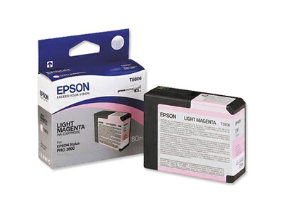 EPSON PRO 3800 T5806 ORIGINAL LIGHT MAGENTA