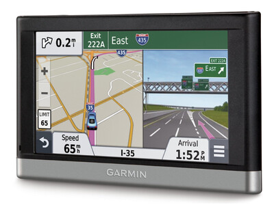 GARMIN NUVI 2497LM CYPRUS  EUROPE MAP