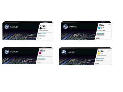 HP CF410X ORIGINAL TONER SET OF 4