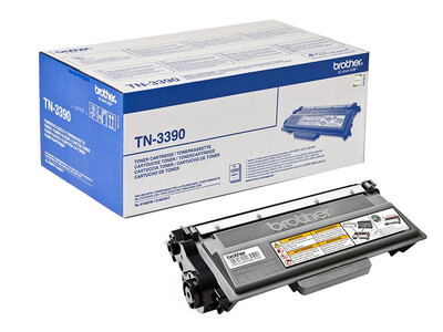 BROTHER TN3390 ORIGINAL TONER BLACK