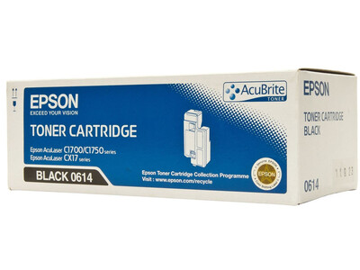 EPSON CX17NF ORIGINAL TONER BLACK