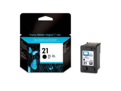 HP 21 ORIGINAL BLACK INK *5ML INK VOLUME