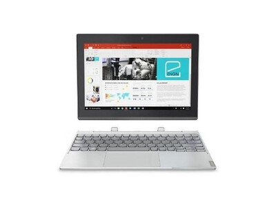 LENOVO MIIX 320-10ICR 2 IN 1 LAPTOP W/ DETACHABLE KEYBOARD OPEN-BOX