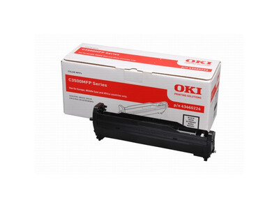 OKI C3520 ORIGINAL BLACK. DRUM UNIT