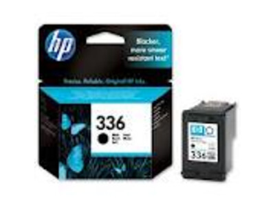 HP 336 ORIGINAL BLACK 5ML INK