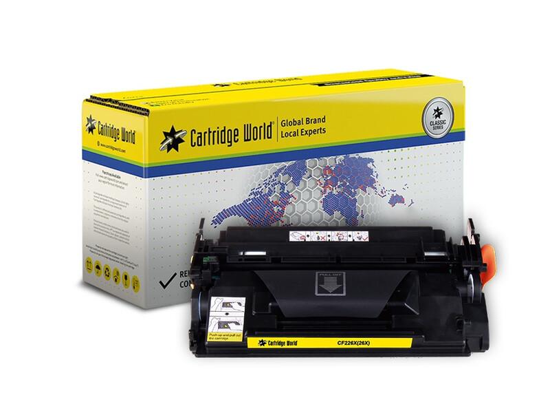 HP CF226X REPLACEMENT TONER BLACK 26X - LOW COST TONER