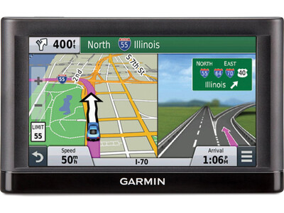 GARMIN NUVI 66LM W/ CYPRUS  EUROPE MAP
