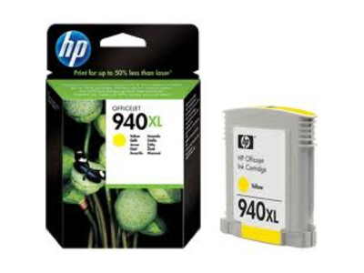 HP 940XL ORIGINAL YELLOW INK