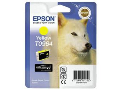 EPSON T0964 ORIGINAL YELLOW  INK