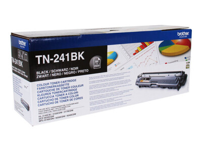 BROTHER TN241 ORIGINAL TONER BLACK