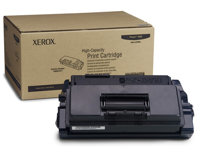 XEROX PH 3600 ORIGINAL TONER BLACK