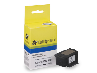 CANON PG-510 CW REPLACEMENT BLACK INK