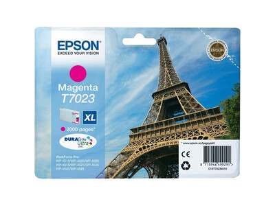 EPSON T7023 XL ORIGINAL MAGENTA INK