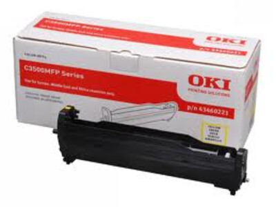 OKI C3520 ORIGINAL YELLOW DRUM UNIT