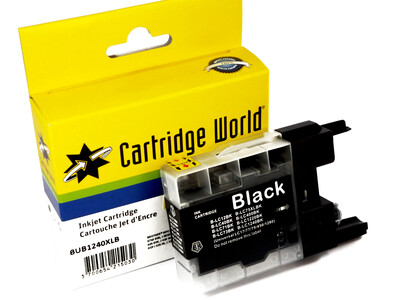BROTHER LC1240 CW REPLACEMENT BLACK INK