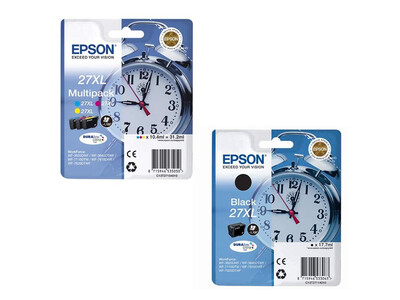 EPSON T27XL ORIGINAL SET OF 4 INKS