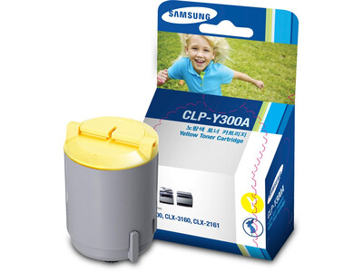 SAMSUNG CLP-300 1K ORIGINAL TONER YELLOW