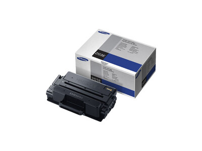 SAMSUNG MLT-D203E CW REPLACEMENT TONER BLACK Extra Value 2X L/Y *10,000 pages