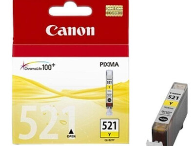 CANON CLI521 ORIGINALYELLOW INK