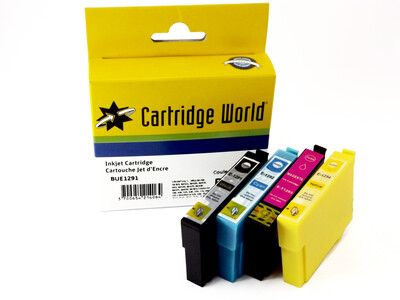 EPSON T1295 H/Y REPLACEMENT SET OF 4 INKS